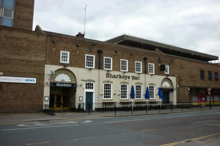 Image of Former Sharkeys Bar,<br/> 124,<br/> George Street,<br/> Hull,<br/> HU1 3AA