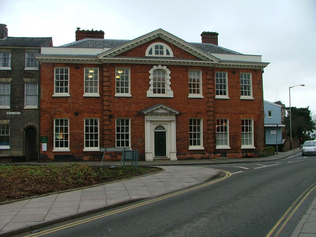 Image of Churchman House,<br /> 71 Bethel Street,<br /> Norwich, NR2 1NR