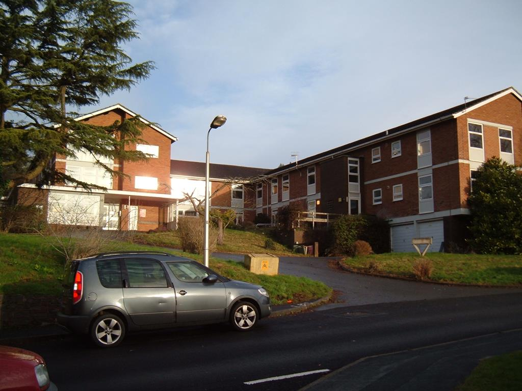 Image of St Lawrence Care Home,<br /> Churchill Drive,<br /> Crediton,<br /> Devon, EX17 2EF