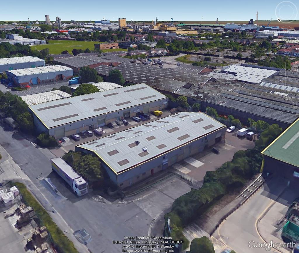 Image of Unit 12,<br/> Burma Drive Unit Factory Estate,<br/> Burma Drive,<br/> Kingston Upon Hull,<br/> HU9 5SD
