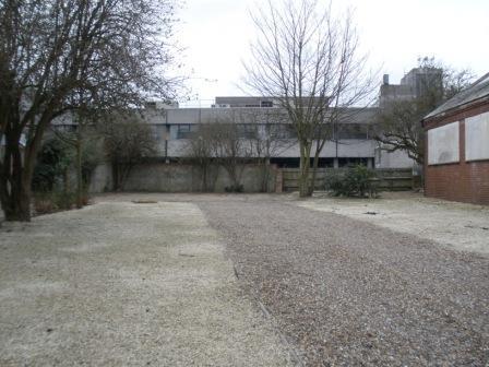 Image of Land Adj 10 Site Of 12-14,<br/> Ber Street,<br/> Norwich,<br/> NR1 3EJ