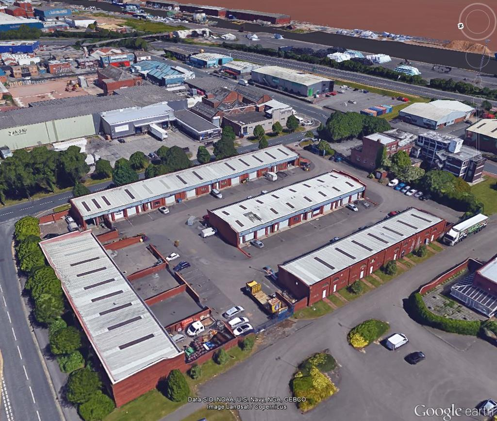 Image of Unit 4,<br/> Boulevard Unit Factory Estate,<br/> Boulevard,<br/> Kingston Upon Hull,<br/> HU3 4AY