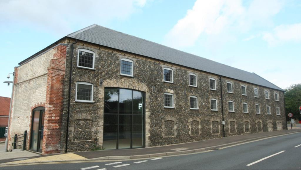 Image of The Warehouse,<br /> St Nicholas Street,<br /> Thetford,<br /> Norfolk, IP24 1BH