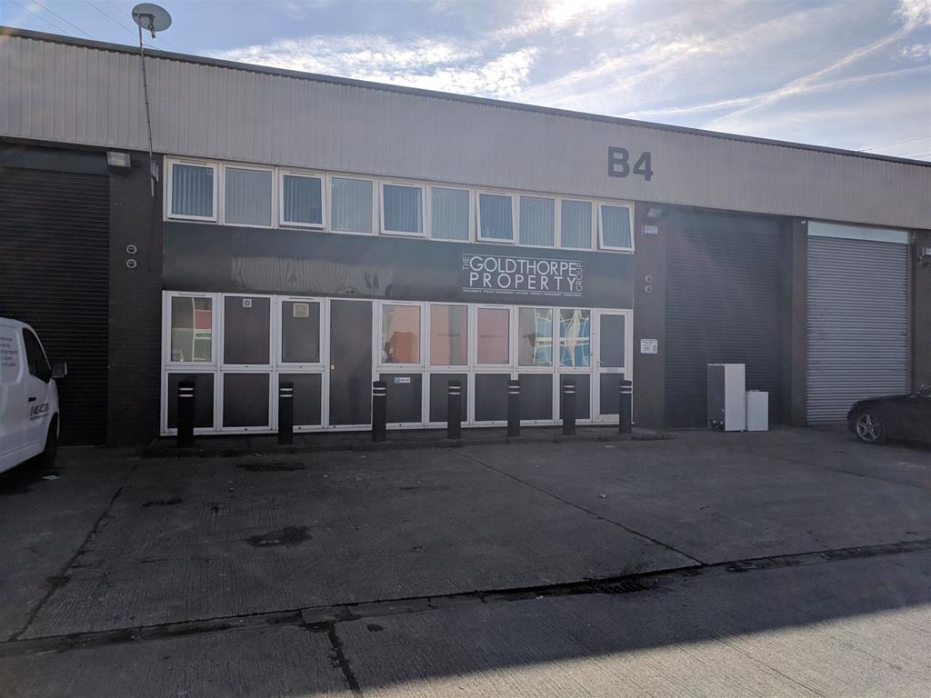 Image of Unit B4,<br/> Kingston Way Ufe,<br/> Sutton Fields Industrial Estate,<br/> Kingston Upon Hull,<br/> HU7 0XW