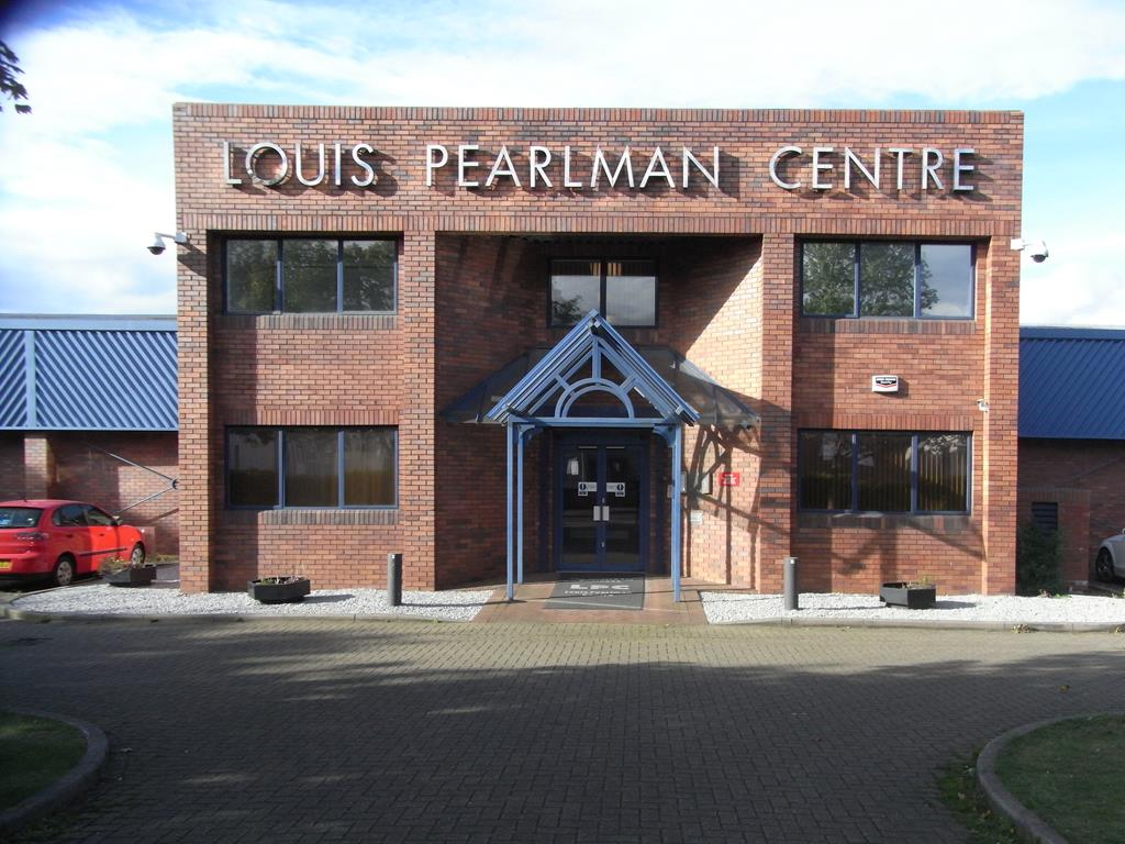 Image of Louis Pearlman Centre,<br/> Goulton Street,<br/> Hull,<br/> HU3 4DL