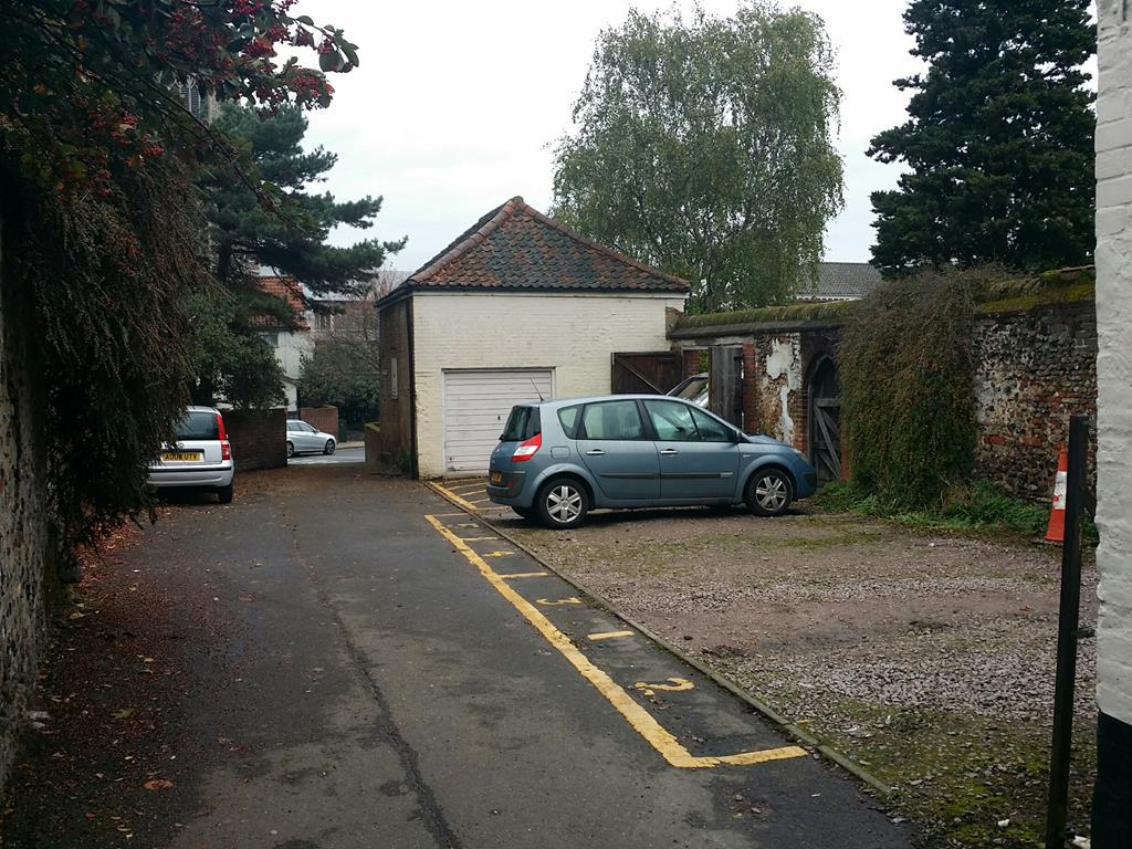 Image of Car Space 3,<br /> Hales Court,<br /> off Chapel Field North,<br /> Norwich,<br /> Norfolk, NR2 1RP