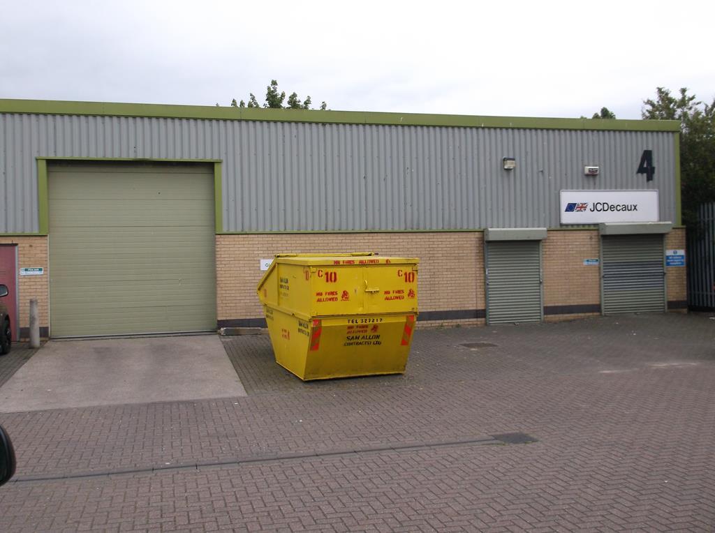 Image of Unit 4,<br/> Burma Drive Unit Factory Estate,<br/> Burma Drive,<br/> Hull,<br/> HU9 5SD