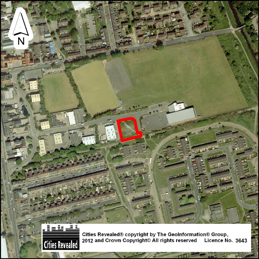 Image of Land,<br/> Temple Street,<br/> Hull,<br/> HU5 1AD