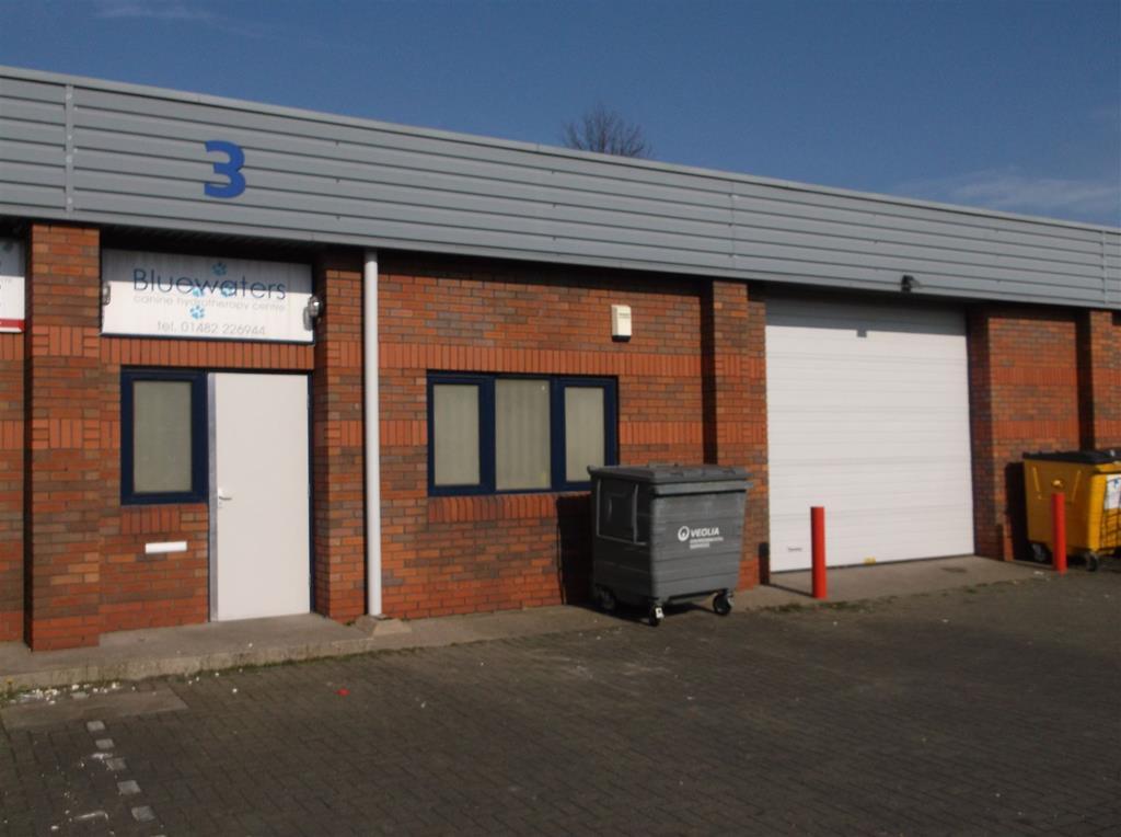 Image of Unit 3,<br/> Boulevard Unit Factory Estate,<br/> Boulevard,<br/> Hull,<br/> HU3 4AY