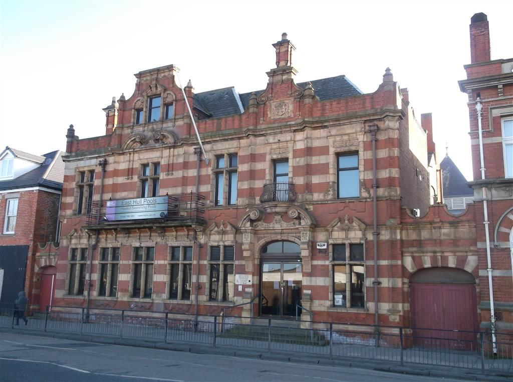 Image of Former East Hull Pools Complex,<br/> Holderness Road,<br/> Hull,<br/> East Riding Of Yorkshire,<br/> HU9 1EA