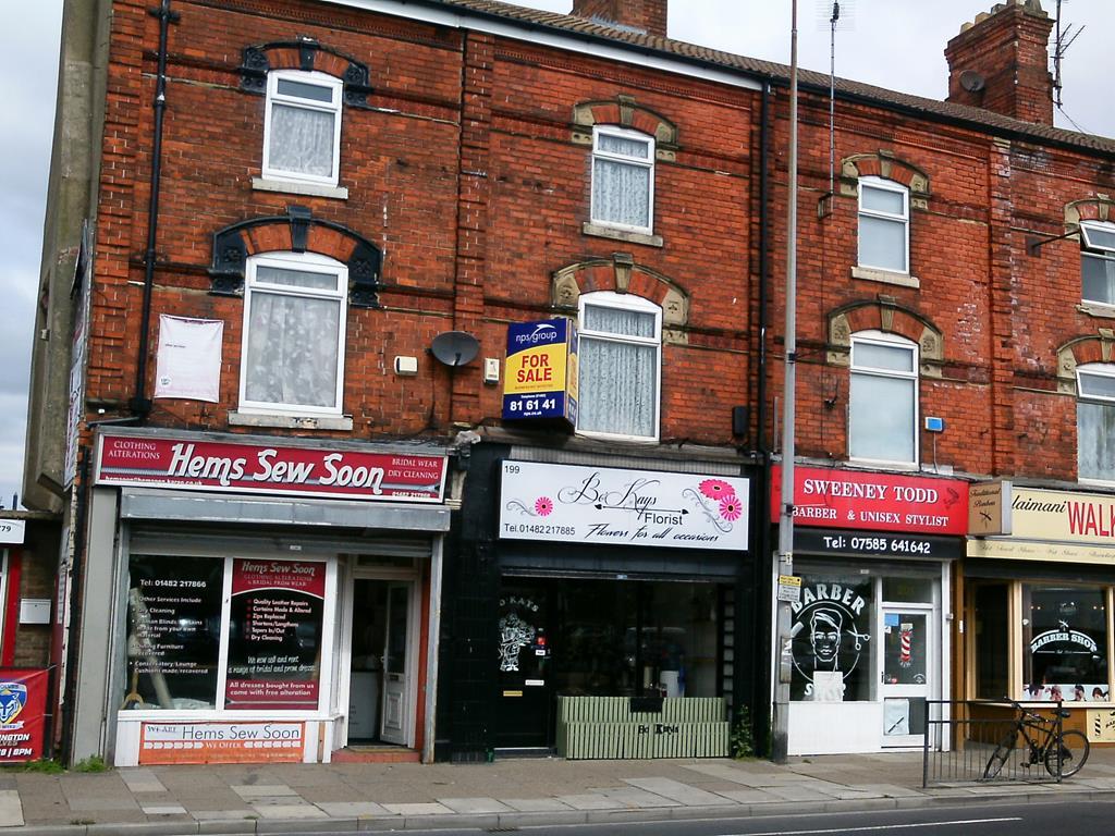 Image of 199 Holderness Road,<br/> Kingston Upon Hull,<br/> HU8 8TA