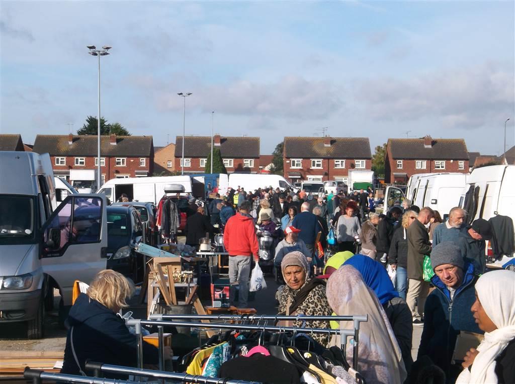 Image of Market Operator,<br/> Walton Street,<br/> Hull,<br/> HU3 6GA