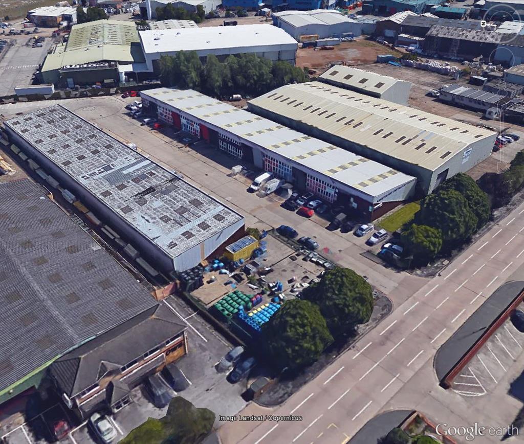 Image of Unit B2 Kingston Way Ufe,<br/> Kingston Way,<br/> Sutton Fields Industrial Estate,<br/> Kingston Upon Hull,<br/> HU7 0XW