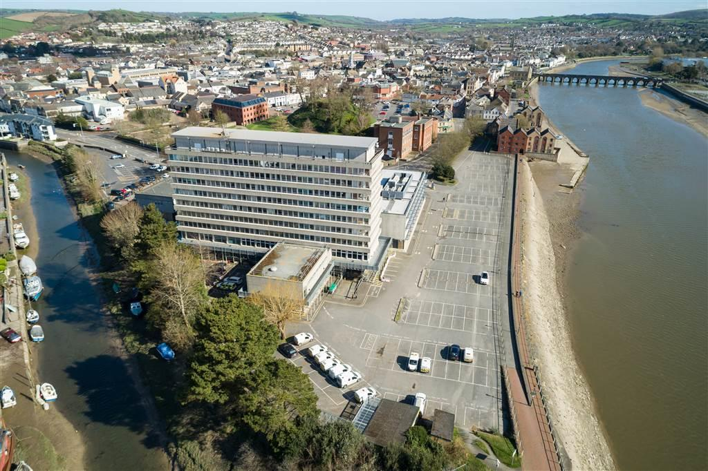 Image of Part Civic Centre,<br/> North Walk,<br/> Barnstaple,<br/> Devon,<br/> EX31 1EA