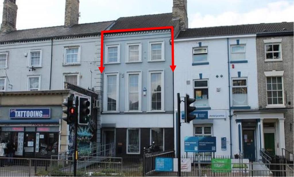 Image of 27 Beverley Road,<br/> Hull,<br/> HU3 1XH