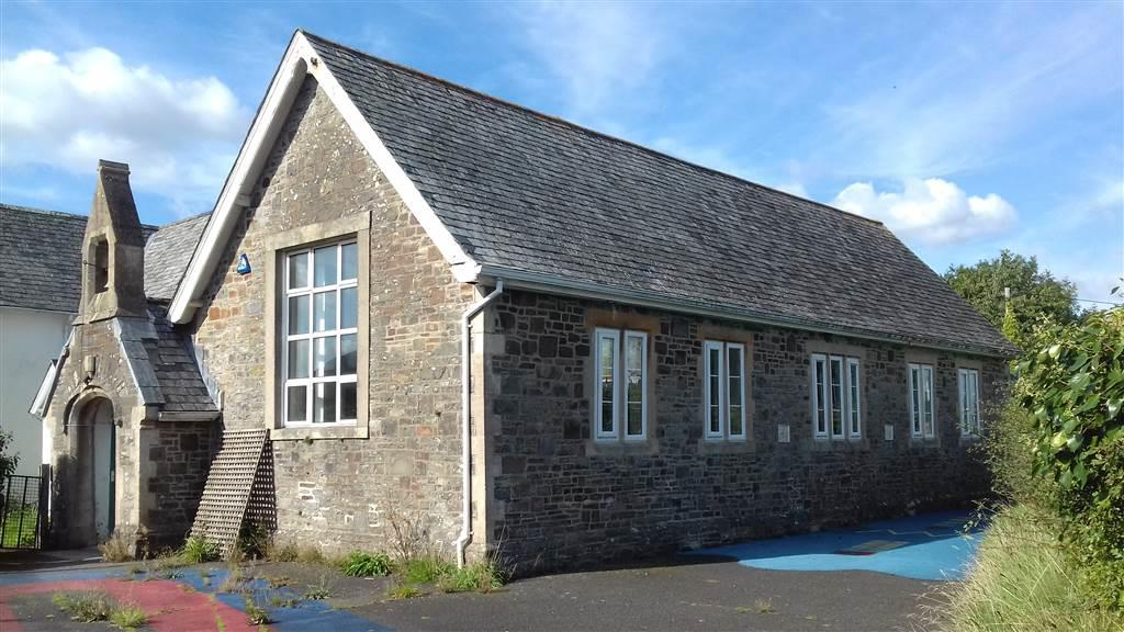 Image of Burrington Former Primary School,<br/> Burrington,<br/> Umberleigh,<br/> Devon ,<br/> EX37 9JG