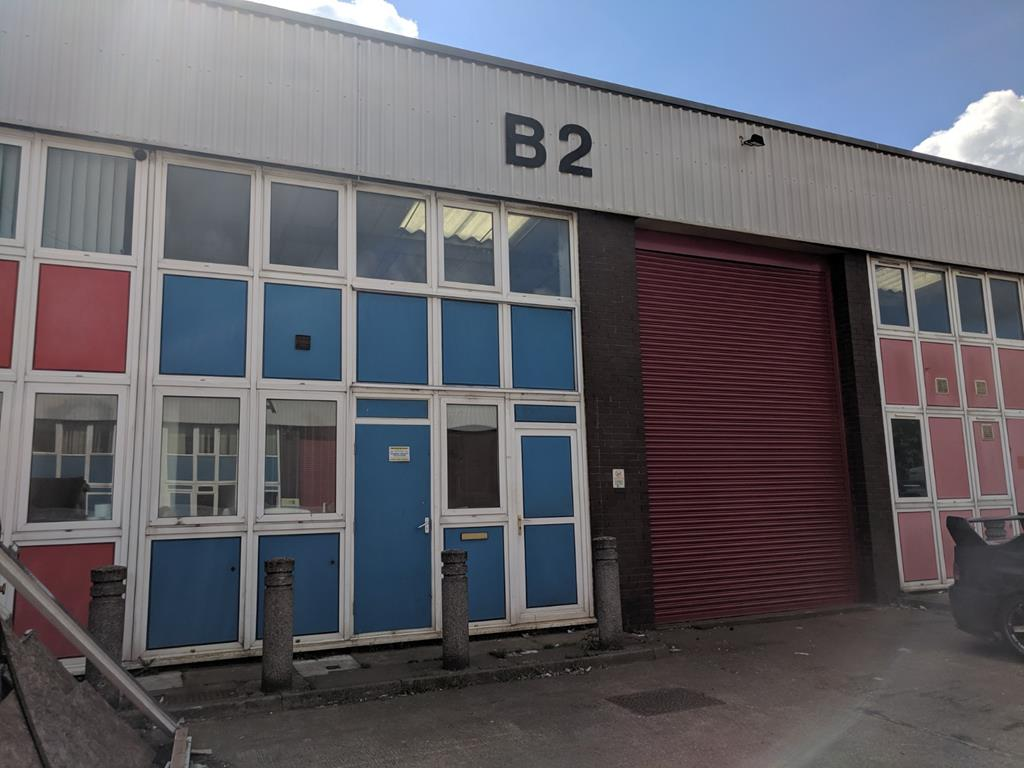 Image of Unit B2,<br/> Kingston Way Unit Factory Estate,<br/> Kingston Way,<br/> Sutton Fields Industrial Estate,<br/> Hull,<br/> HU7 0XW