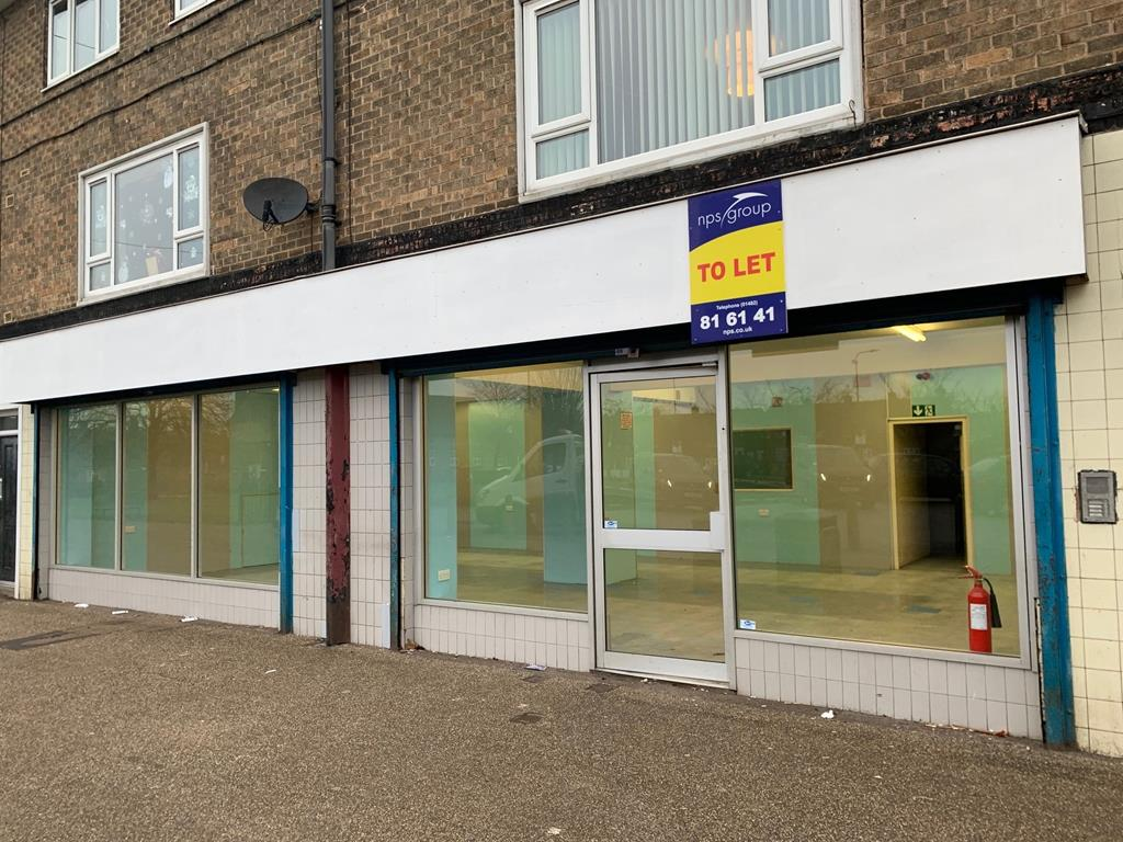 Image of *No Business Rates*,<br /> 8 & 10 Elmbridge Parade,<br /> Kingston upon Hull, HU9 4JU