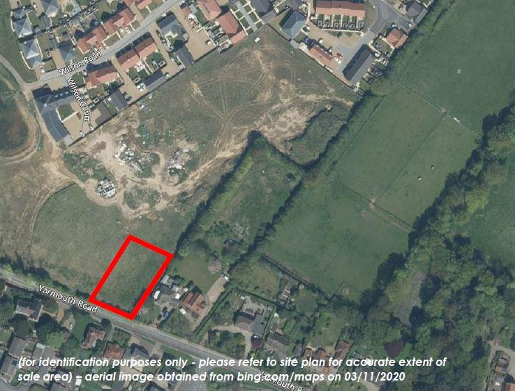 Image of Land At Yarmouth Road,<br/> Stalham,<br/> Yarmouth Road,<br/> Stalham,<br/> Norfolk,<br/> NR12 9PG