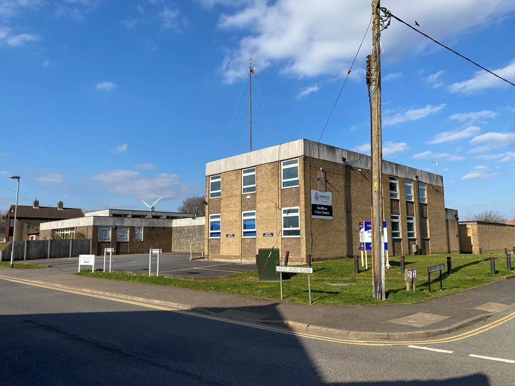 Image of Former Swaffham Police Station,<br /> West Acre Road,<br /> Swaffham,<br /> Norfolk, PE37 7LY