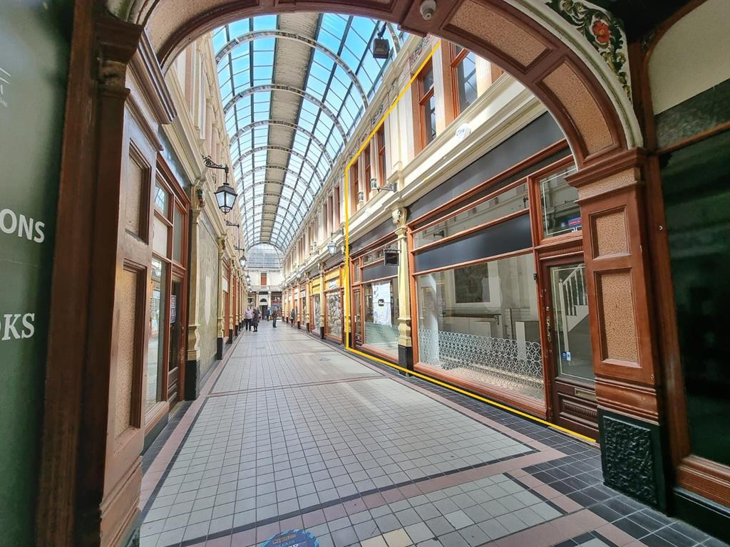 Image of 20-22 Hepworth Arcade,<br/> Silver Street,<br/> Kingston Upon Hull,<br/> HU1 1JU